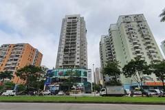 Từ bãi xe cao tầng thành chung cư trên đất vàng Hà Nội