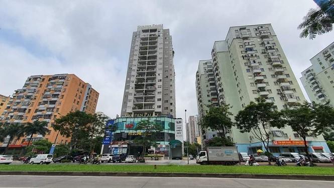 Lật mở đường 'hô biến' bãi xe cao tầng thành chung cư trên đất vàng Hà Nội