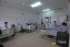 2 ca Covid-19 của Việt Nam từ Nga về đang có biểu hiện viêm phổi