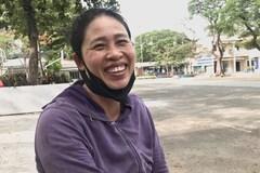 Điều khiến chị lao công trường học hạnh phúc