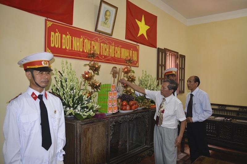 Uncle Ho,historical sites,president ho chi minh