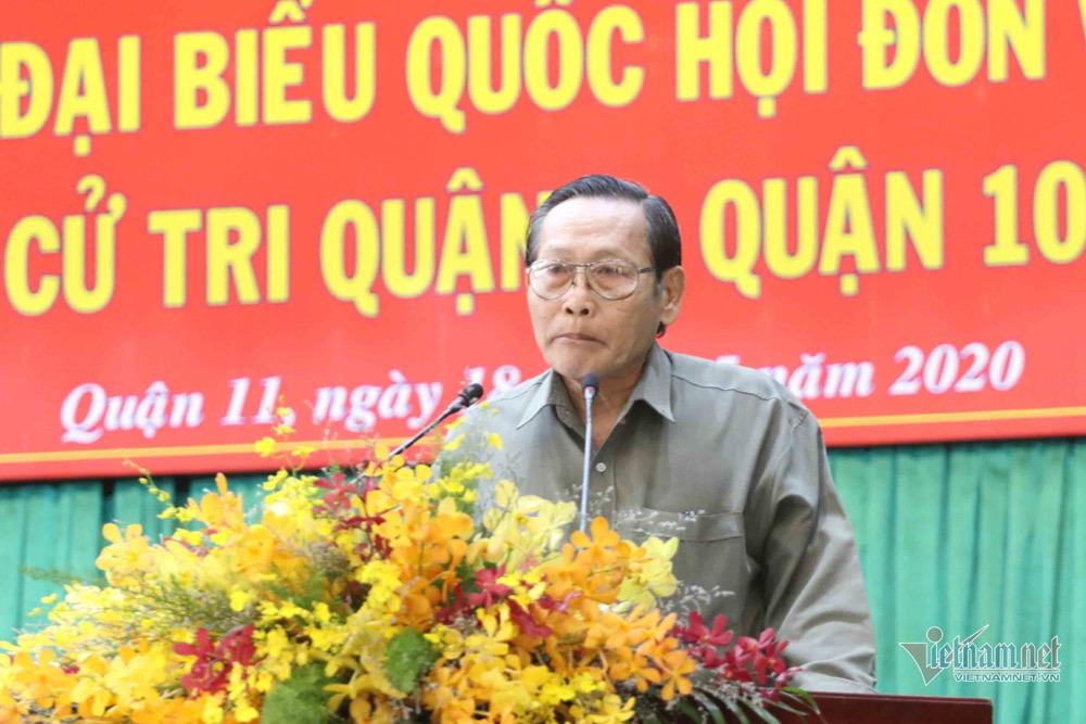 Ông Lê Minh Trí: Kháng nghị vụ Hồ Duy Hải chắc chắn không sai