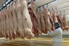 Giá thịt lợn lên mức 100 ngàn/kg, dân không còn để bán