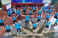 MobiFone thể dục thể thao, nâng cao sức khỏe năm 2020.