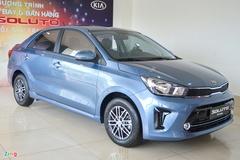 Có 500 triệu chọn Kia Soluto AT Luxury hay Toyota Vios 1.5E CVT?