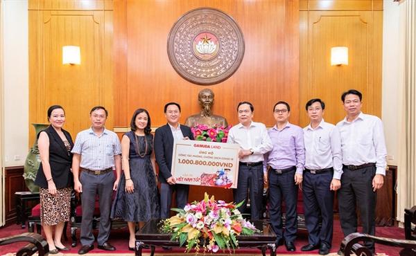 Chiến dịch 'Cảm ơn Việt Nam tôi' góp hơn 1 tỷ đồng phòng chống Covid-19