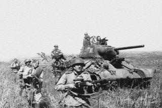 Chiến dịch tiêu biểu cho nghệ thuật quân sự Xô-viết
