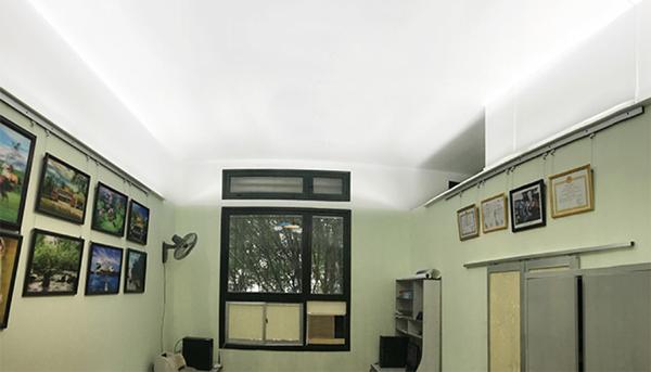 'Đem bầu trời vào nhà' với công nghệ LED SkyLight
