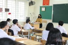 Học sinh THCS và THPT sẽ được giảm nhiều bài kiểm tra