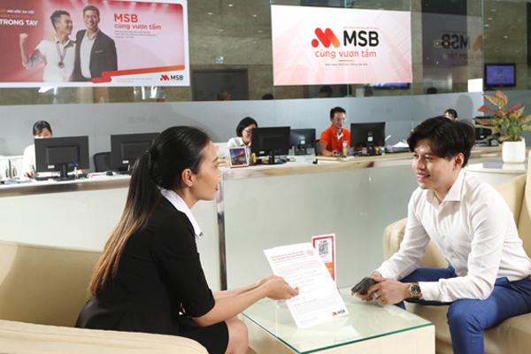 'Siêu miễn phí, quà hết ý' khi mở gói tài khoản MSB