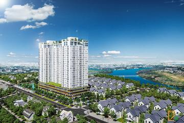EcoLife Riverside Quy Nhơn - dấu ấn công trình xanh của Capital House
