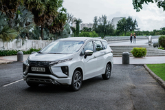 Mitsubishi Xpander đạt doanh số kỷ lục tại Việt Nam