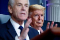 Cuộc' đấu tố' không ngừng nghỉ giữa TQ và chính quyền Trump về Covid-19