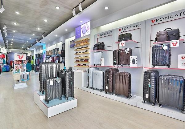 KOS cam kết bán vali bảo hành toàn cầu