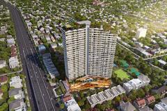 Dự án căn hộ sức khỏe nghìn tỷ hút giới đầu tư