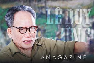 Hoạ sĩ Lê Duy Ứng và bức chân dung Bác Hồ vẽ bằng máu