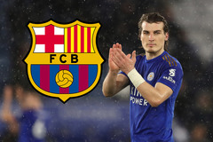 "Barca ""bắt cóc"" sao Leicester về thay Umtiti"