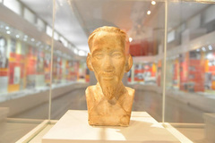 An untold story behind the bust of Uncle Ho
