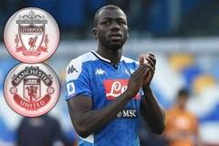 Napoli hạ giá Kalidou Koulibaly, MU đua tốc độ Liverpool, Newcastle