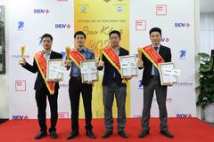 Viettel giữ 'ngôi đầu' giải thưởng Sao Khuê 2020