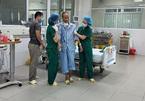Critically ill COVID-19 patient thankful she is still alive