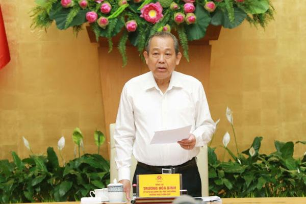 Bộ GTVT, tỉnh Bến Tre đứng cuối xếp hạng cải cách hành chính