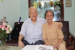 Old couple's honour when serving Uncle Ho