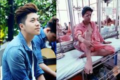 Ca sĩ Duy Ngọc 'The Wings' bị tai nạn tổn thương não, vỡ xương gò má