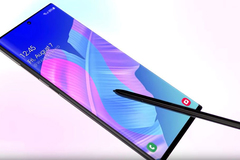 Hình ảnh rò rỉ đầu tiên về Galaxy Note 20 từ nguồn đáng tin cậy
