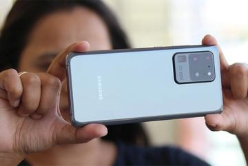 """Galaxy Note 20+ có thể được trang bị camera """"siêu khủng"""""""