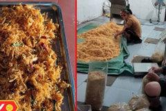 Khô gà lá chanh chế biến từ gà thải loạt 'đắt như tôm tươi'