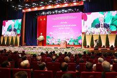 National ceremony marks President Ho Chi Minh's 130th birthday