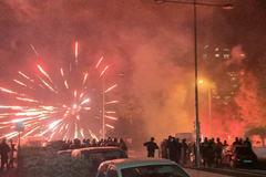 Ngoại ô Paris nổ đì đùng vì biểu tình bạo loạn