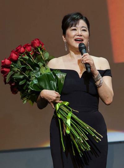 Lâm Thanh Hà 'Tiếu ngạo giang hồ': Mỹ nữ vạn người mê tình duyên lận đận