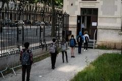 70 ca nhiễm Covid-19 tại các trường học Pháp sau khi mở cửa trở lại
