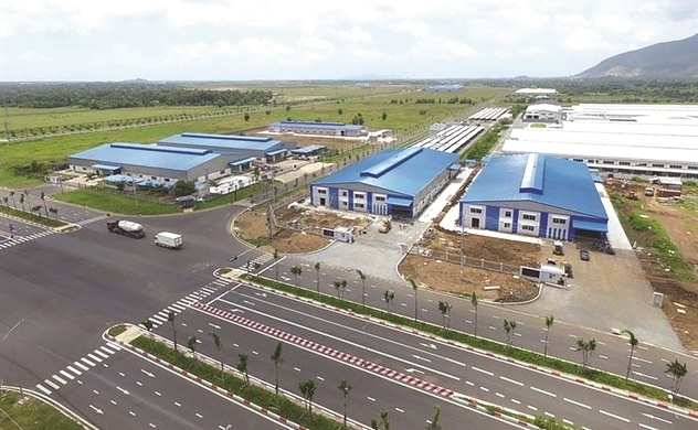 Time to bank on industrial parks and industrial property firms