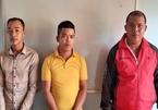 Chân tướng 3 con bạc hùng hổ tấn công công an cướp tiền ở Quảng Nam