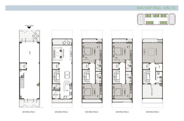 Độc đáo thiết kế vừa 'shop' vừa 'house' ở Bình Minh Garden