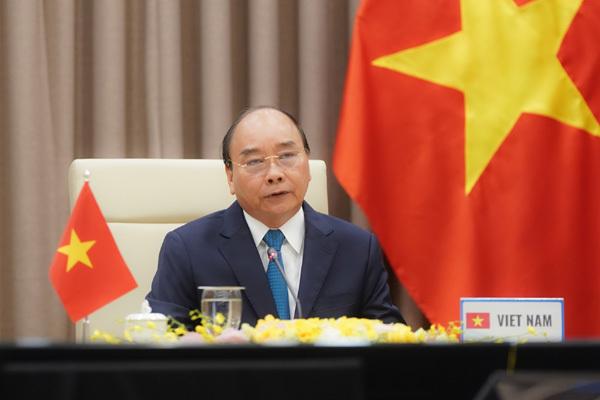 Thủ tướng: Tăng cường đoàn kết quốc tế chống đại dịch, giúp DN phục hồi