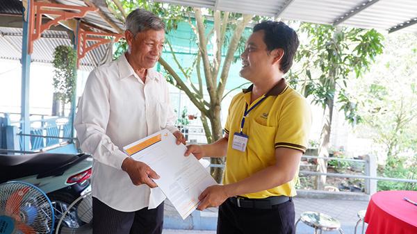 Vietnam Post điều tra xã hội học chỉ số CCHC và sự hài lòng về phục vụ hành chính
