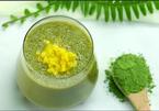 Giải nhiệt mùa hè với sinh tố xoài, chuối, trà xanh lạ vị