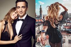 Hôn nhân viên mãn của cặp blogger tạo trend 'đưa em đi khắp thế gian'