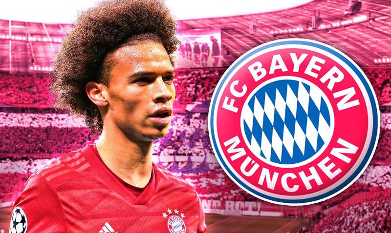 Bayern Munich tung chiêu độc lấy chữ ký Leroy Sane