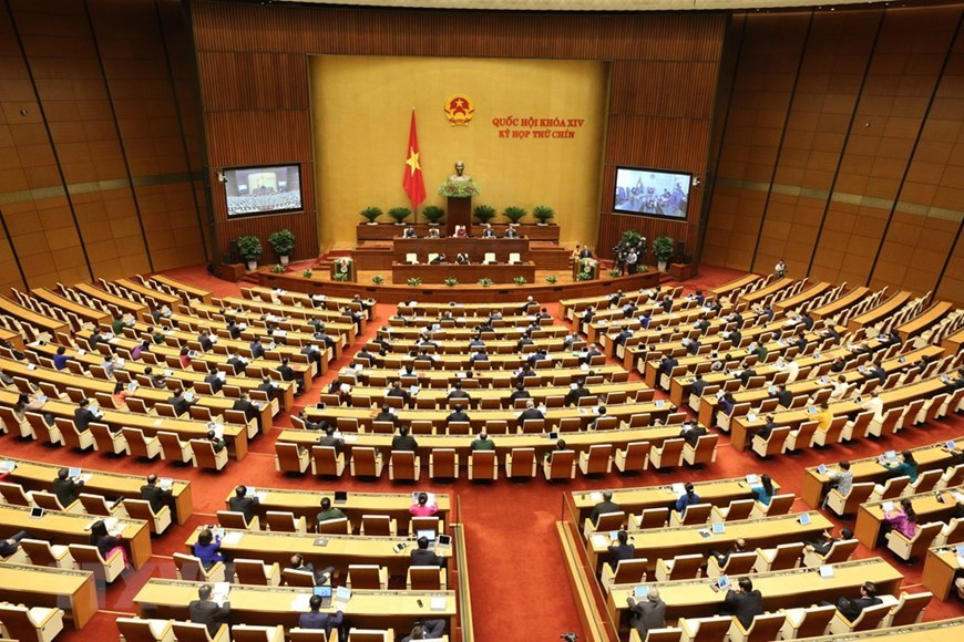 National Assembly,ninth session,EU-Vietnam Free Trade Agreement,EVFTA,EU-Vietnam Investment Protection Agreement,EVIPA,International Labour Organisation