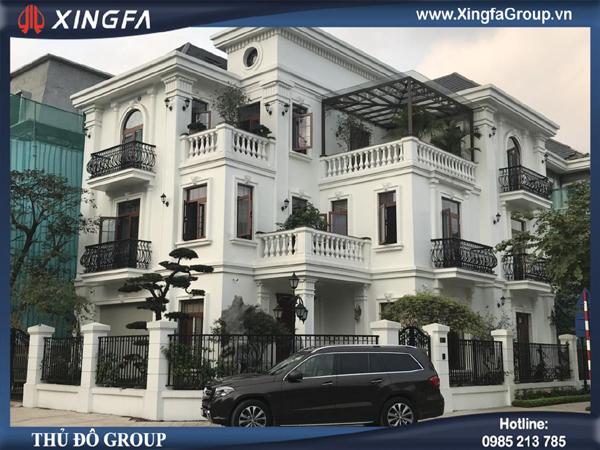 Thủ Đô Group cung cấp, lắp đặt cửa nhôm Xingfa chính hãng