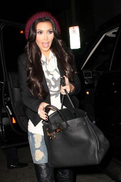 Bộ sưu tập túi của Kim Kardashian - ngôi sao sở hữu 8400 tỷ