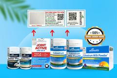 Goodhealth Việt Nam ứng dụng tem QR Code nhận diện hàng chính hãng