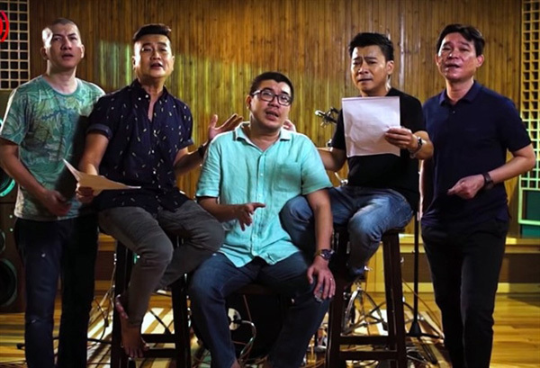 HCM City musicians to launch new online show