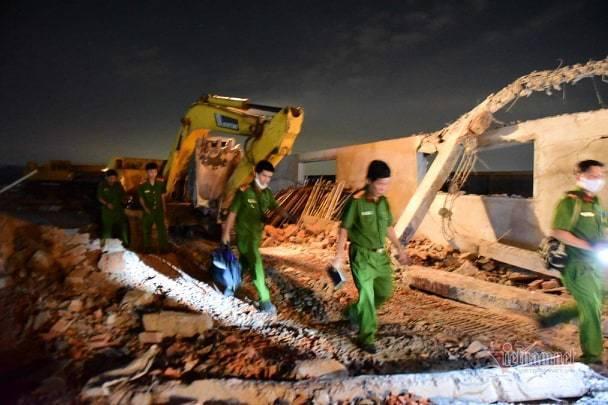Khởi tố vụ sập tường công trình làm 10 người chết ở Đồng Nai