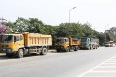 Dàn cán bộ Hà Nội bị truy tố trong vụ bảo kê logo 'xe vua'